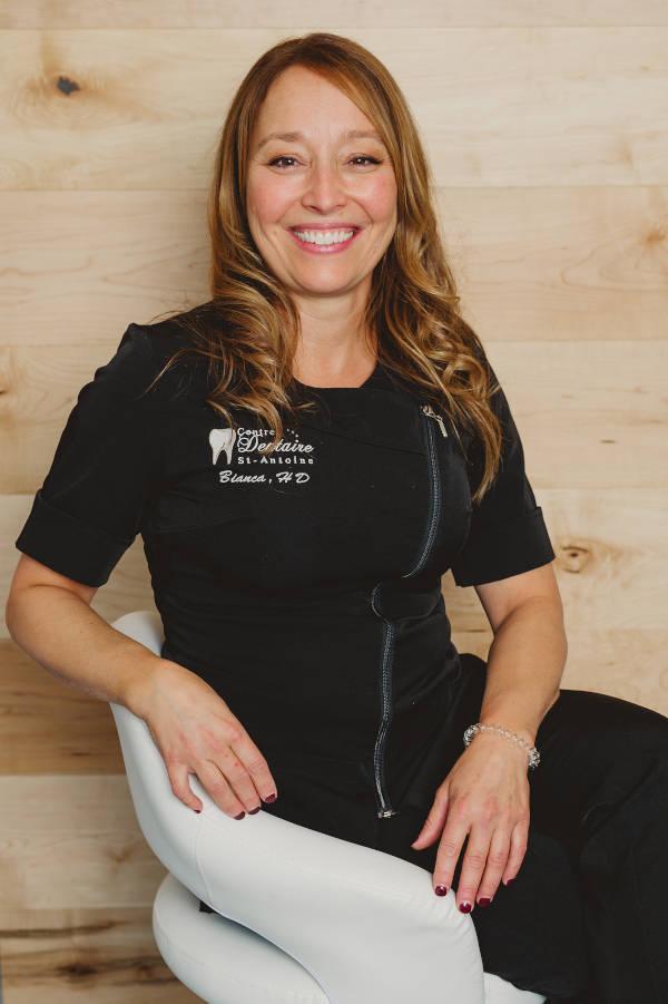 Bianca Desbiens Hygiéniste