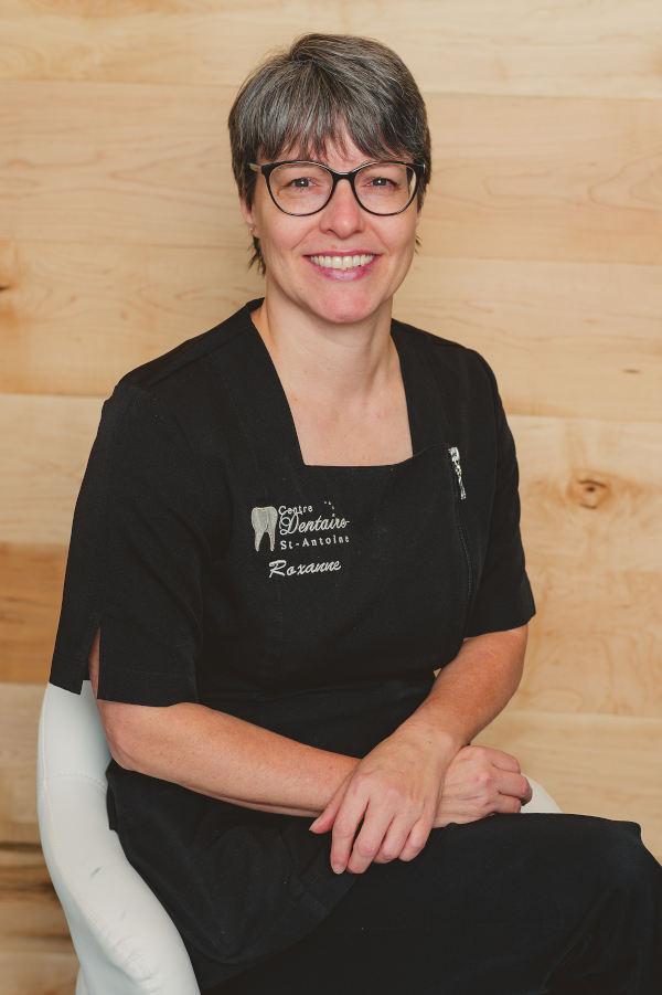 Roxanne Prévost directrice Clinique dentaire